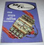 1968 Mickey Thompson Catalog 35 pages 6 pics of pages shown